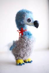 dodo bird by da-bu-di-bu-da