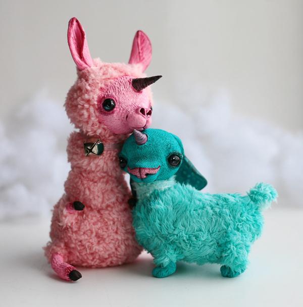 unicorn friends by da-bu-di-bu-da