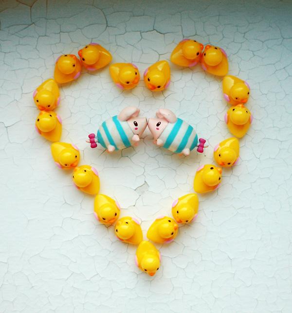 love by da-bu-di-bu-da