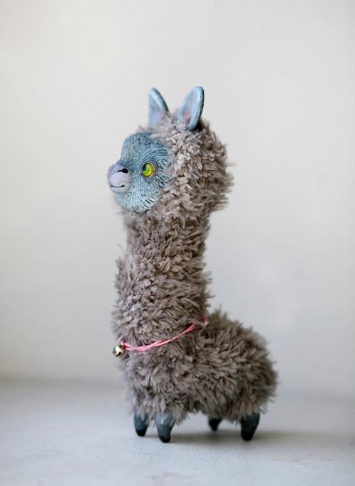 llama munchkin by da-bu-di-bu-da