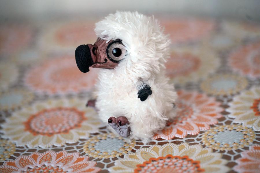 baby dodo bird by da-bu-di-bu-da