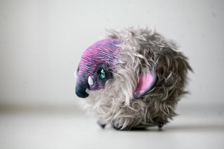 baby mammoth by da-bu-di-bu-da