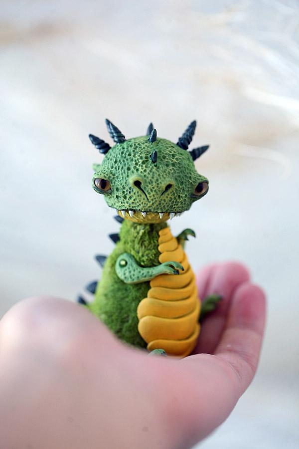 green elf dragon by da-bu-di-bu-da