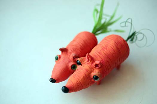 carrot dudes
