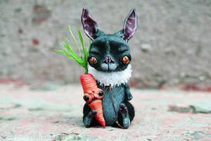 the bat-rabbit and the carrot by da-bu-di-bu-da