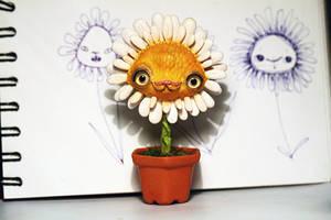 pet flower tutorial