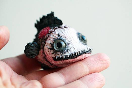 deep ocean koi fish