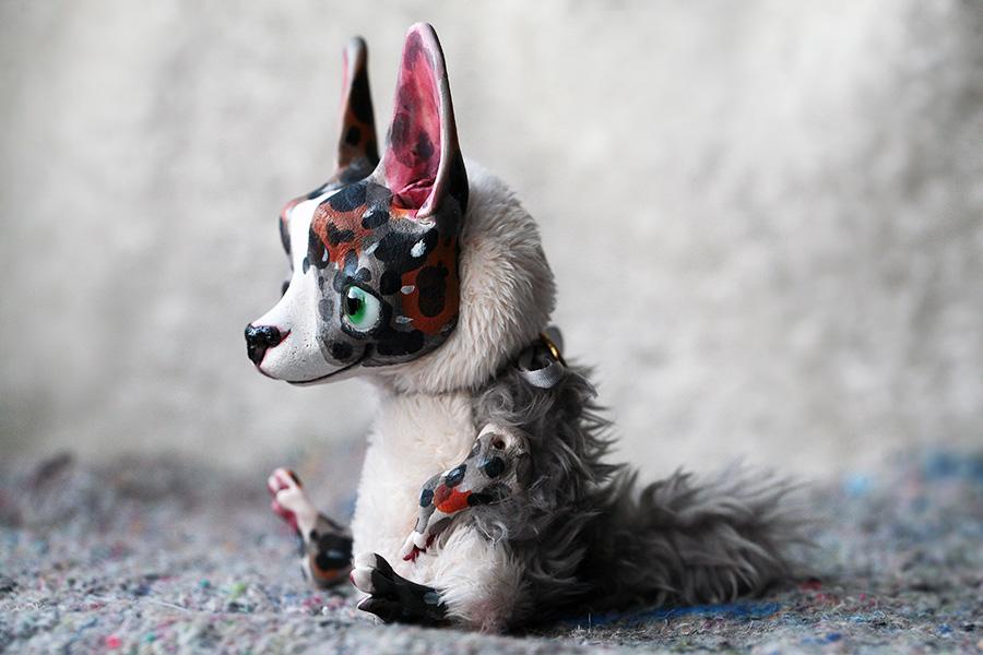 corgi cardigan dog by da-bu-di-bu-da