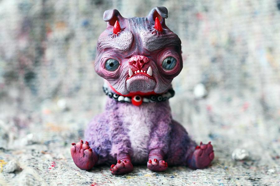 inferno bulldog by da-bu-di-bu-da