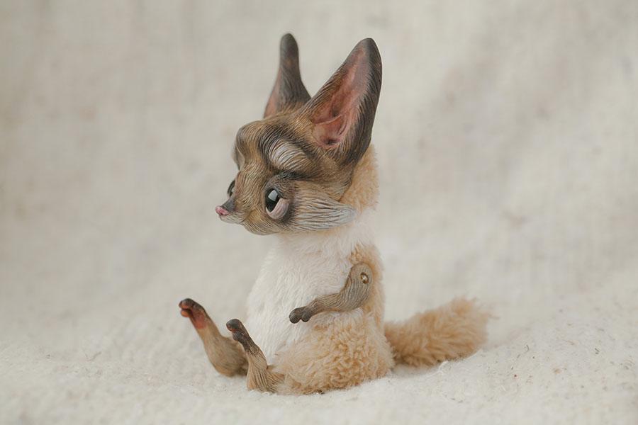 Fennec fox baby by da bu di bu da on deviantart - Pagina da colorare fennec fox ...