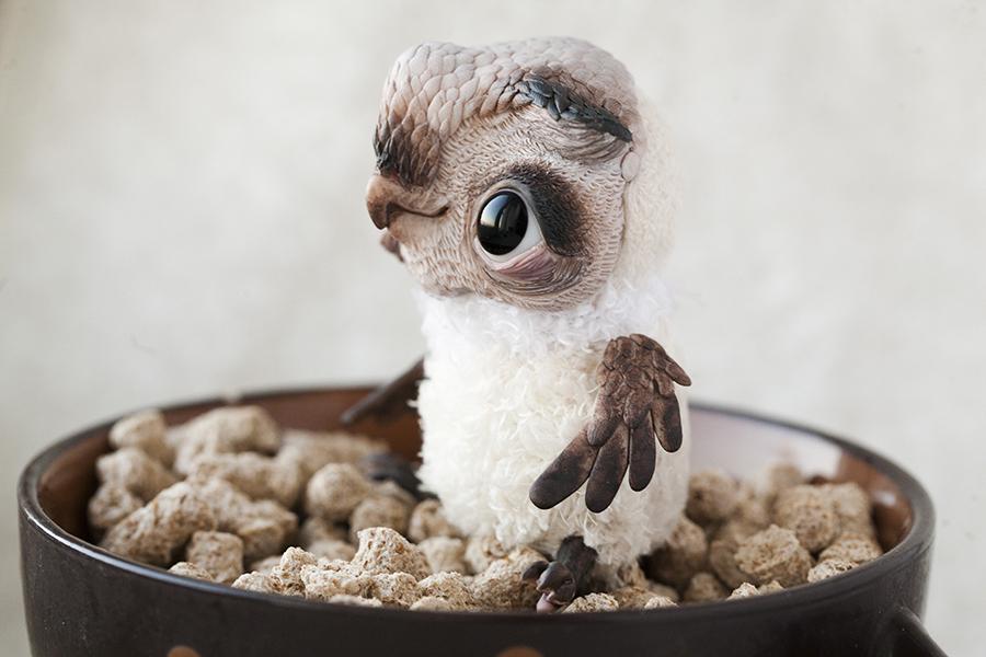 creamy owl by da-bu-di-bu-da