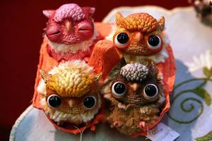owls dollshow by da-bu-di-bu-da