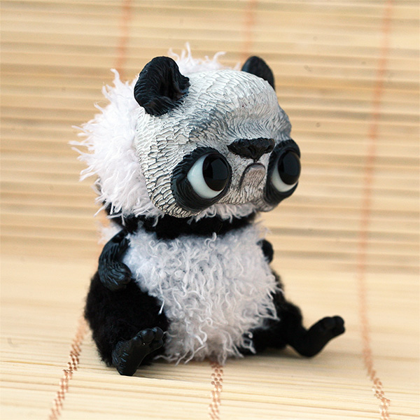 grumpy panda bear by da-bu-di-bu-da