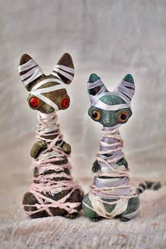 mummy kitties