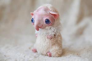 pink baby mammoth by da-bu-di-bu-da