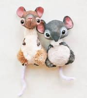 mice by da-bu-di-bu-da