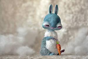 rabbit by da-bu-di-bu-da