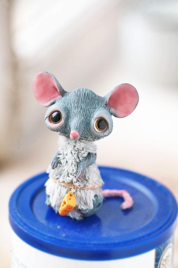 cheese mouse by da-bu-di-bu-da