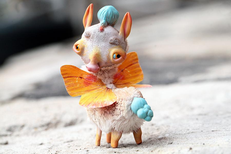 psyche's pocket pegasus by da-bu-di-bu-da