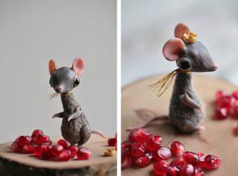 rat king by da-bu-di-bu-da