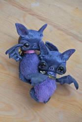 bats by da-bu-di-bu-da