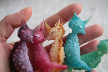 seahorse unicorns by da-bu-di-bu-da