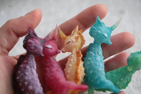 seahorse unicorns