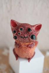kitty monster by da-bu-di-bu-da