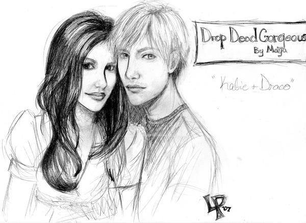 Katie+Draco by Lazy-P