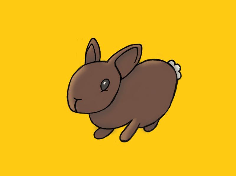 Bunny by fancycadaver