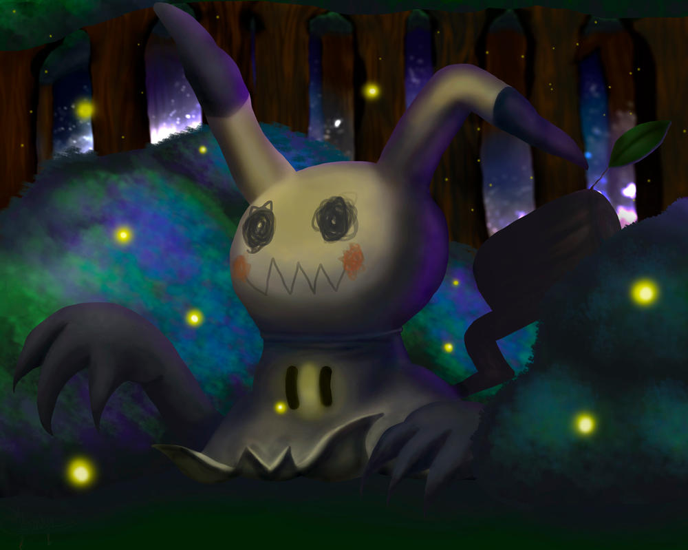 Mimikyu-Pokemn  by Jleunam2010