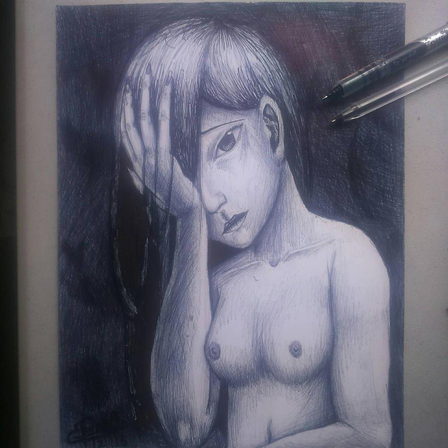 Female anatomy #2 by Jleunam2010