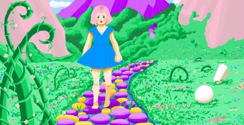 Whimsical Wonderland by Sifl-senpai