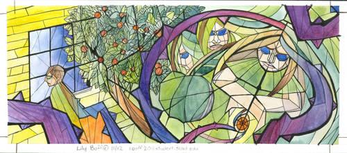 Outside the Window by Sifl-senpai