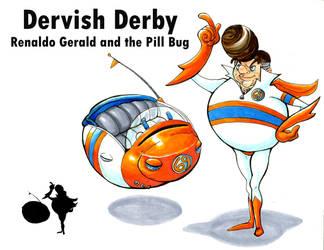 Dervish Derby: Renaldo Design by Sifl-senpai
