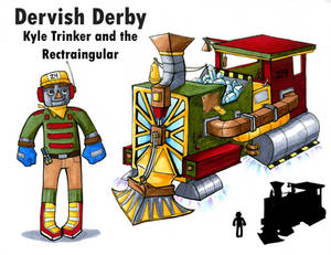 Dervish Derby: Kyle Design