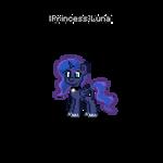 Princess Luna Pony town
