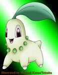 Pokemon 152 Chikorita