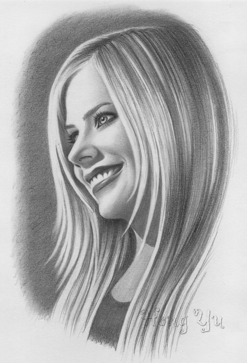 Avril Lavigne 6 by Hong-Yu