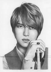 Kim Jae Joong by Hong-Yu