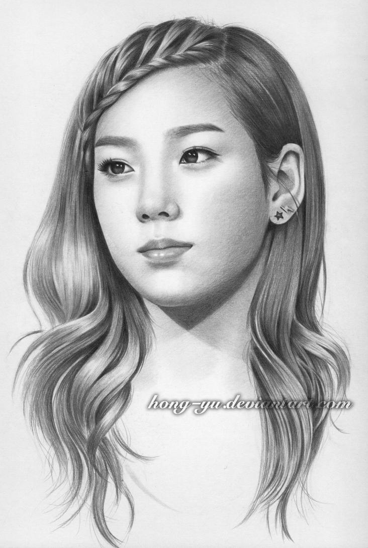 Kim Tae Yeon by Hong-Yu