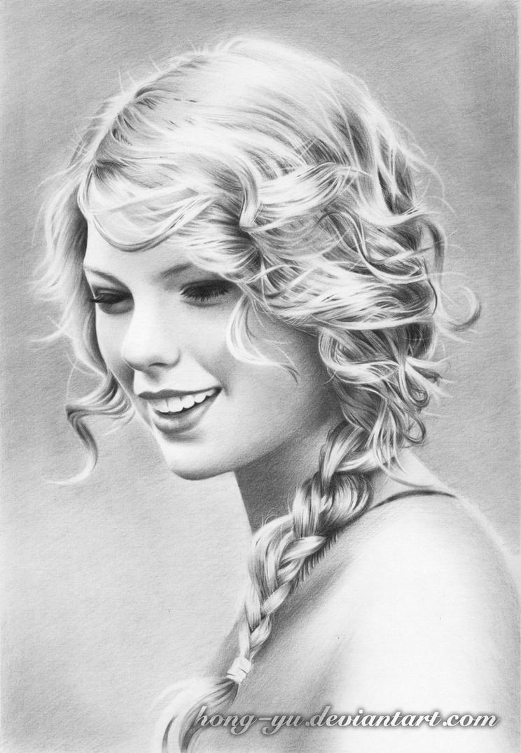 Taylor Swift 8 by Hong-Yu