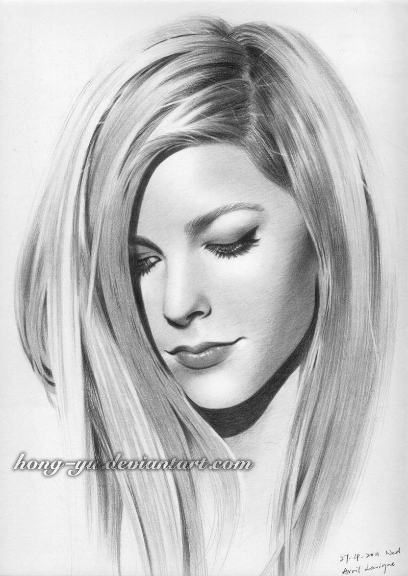 Avril Lavigne 14 by Hong-Yu