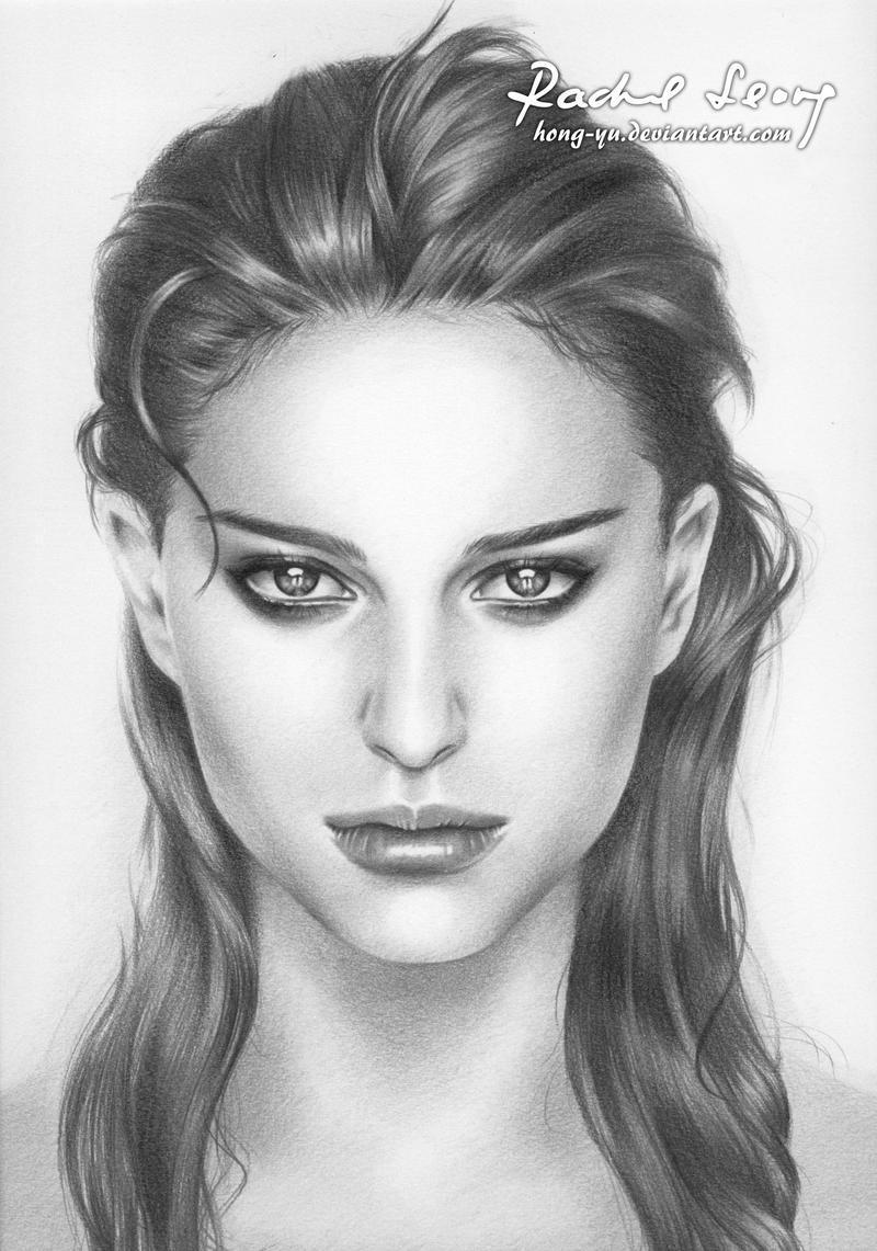 Natalie Portman 1 By Hong Yu On DeviantArt