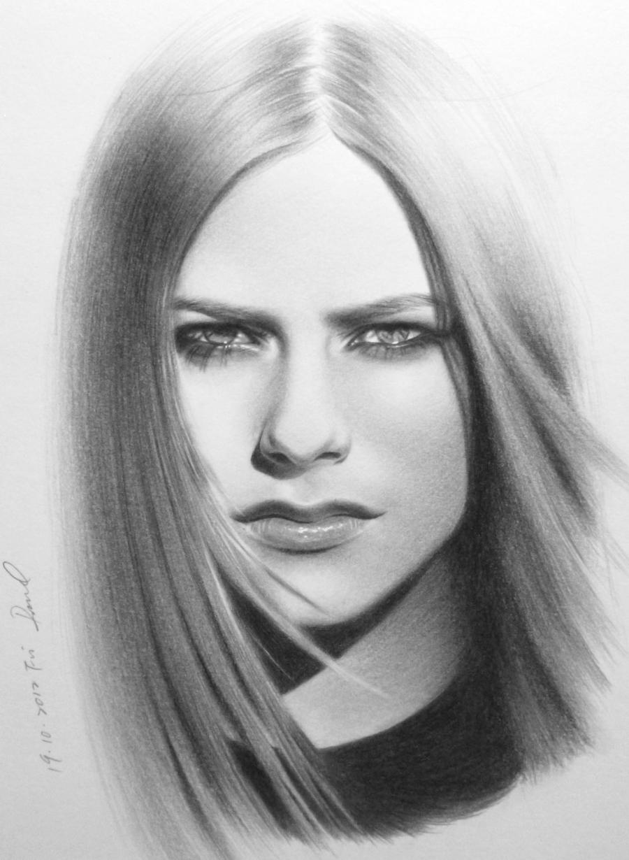 Avril Lavigne 16 by Hong-Yu
