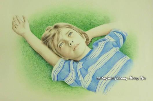 Boyhood (Little Mason)