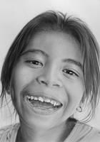 Pencil portrait of Marilyn from El Salvador by LateStarter63
