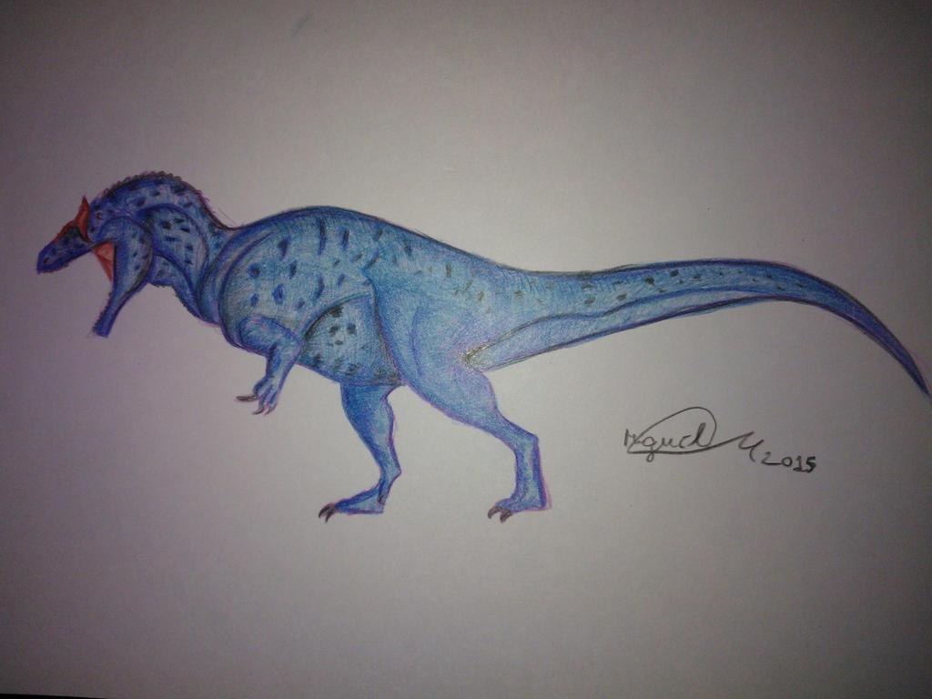 Images Of Allosaurus Dinosaur King Rock Cafe
