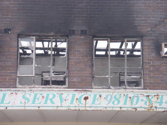 Old stock burned down office 2
