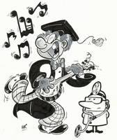 Windy Rhythm by TopperHay
